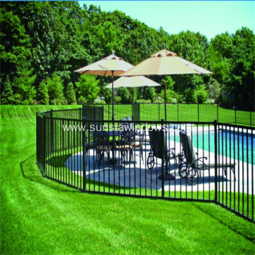 Aluminum Portable Guardian Pool Fence
