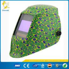 solar helmet for welding