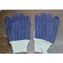 Хорошие качественные промышленные защитные хлопчатобумажные рабочие перчатки