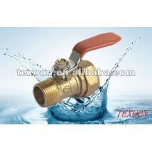 143-MCP Regular Port Brass Mini Ball Valve, Aluminum Composite Pipeline Korea