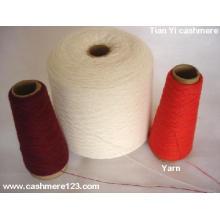 Hilado de lana de cachemira 15s ... 300S solo Hilado doble