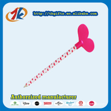 Promotional Gift Lovely Heart Shape Pencil Toy for Kids