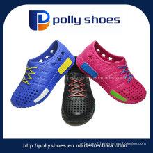 Produto de Guangzhou Crianças Sapatos Novo Design Atacado Crianças Jardim Sapatos