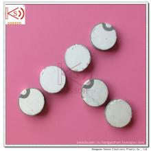10 мм 1 МГц микро ультразвуковой преобразователь Пьезоэлектрическая керамика