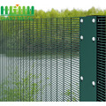 High security galvanized Steel Welded 358 Mesh Fencing