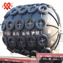O mundo amplamente utilizado Balão de borracha inflável marinho de alta qualidade / pára-choque de borracha pneumático