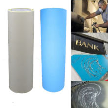 Computer-Cut PVC Sandblast Mask Stencil Film For Stone