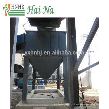 Filtro de ar ambientalmente industrial do ciclone para a remoção de poeira