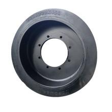 Imprensa de alta qualidade em pneus sólidos 24x9x18 620x230x455
