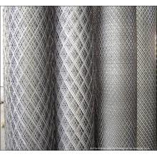 Gouttière en métal expansé Mesh / Aluminium Mesh Gutter Guards / Copper Aluminium Galvanized Material