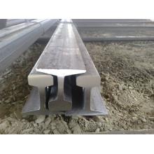 Carril de acero ferroviario laminado en caliente U71mn 38kg / M