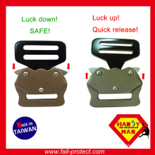 Backpack Accessories Small Aluminum Light Buckle