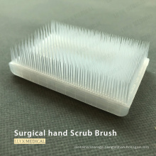 Surgical Hand Scrub Brush With Nail Cleaner Sponge