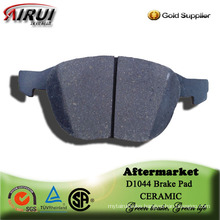 D1044 American Car Disc Brake Pad Manufacture for Ford Focus 2001-2007 F Auto Parts
