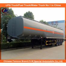 O ácido entrega o reboque 40ton para o tanque líquido químico da entrega 40m3