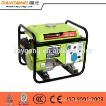 Generador de gasolina portátil de 1KVA