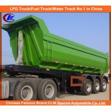 Heavy Duty 60ton Dumper/End Tipper Truck Trailer