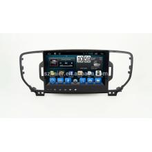 Kaier Lieferant Gute qualität Auto dvd GPS für kia sportage 2015 2016 Unterstützung Rückfahrkamera SWC