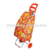 Hot Sale Foldable Trolley Shopping Bag / Vegetable Shopping Cart Bag / Shopping Trolley Bag