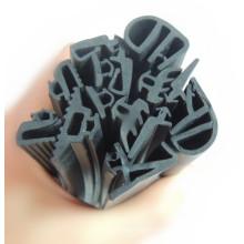 Professionelle Herstellung Extrusion Gummi Türdichtung
