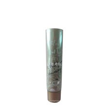 D35mm mud foam cleaning laminate tube,empty packaging tube