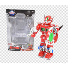 Space Fighter Robot Plastic Toys