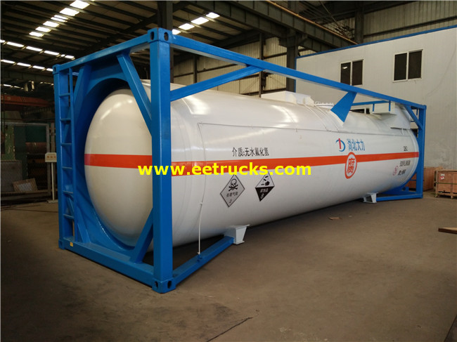 HCl Tanker Containers