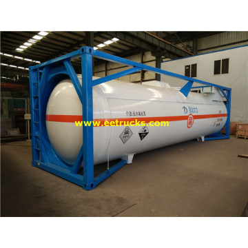 24cbm 20feet HCl Containers