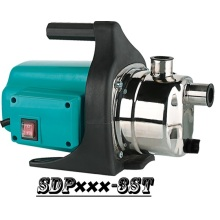 (SDP600-3ST) Bomba de água automática para aumentar a pressão do jato jardim de aço inoxidável
