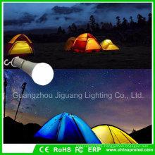 Outdoor Camping Bulb 5W Portable LED Lantern Tent Bulb Lighting Hiking Emergency Bulb