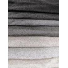 100% Polyester Melange Polar Fleece Fabric