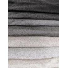 100% Polyester Melange Polar Fleece Stoff