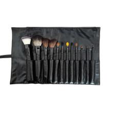 OEM Natural Hair 12PCS Cosmetic Brush, Makeup Tools