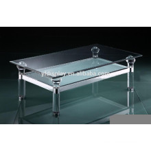New Wave Acrylic Material Table for Home Furniture