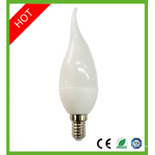 4W 5W 6W 7W 8W E14 Vela Bomlillas lâmpada LED