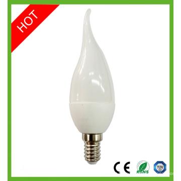 4W 5W 6W 7W 8W E14 Vela Bomlillas ampoule LED