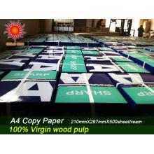 A4 papel de cópia 80gsm paper line gold