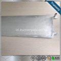 Brazing Aluminium liquid Cold Plate sheet heat exchange