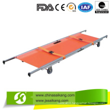 Skb1a07 Fodable Aluminum Alloy Medical Stretcher Easy to Handle