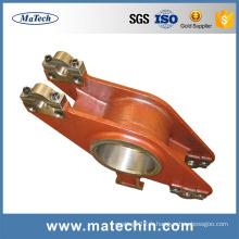 Pièces professionnelles adaptées aux besoins du client de moulage de précision d'acier inoxydable de Ss304 316