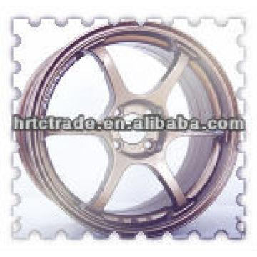 17 polegadas bela advan rg2 novo design roda