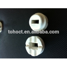 Conectores cerâmicos / anéis da soldadura industrial do conector da tesoura 3x6 para a soldadura dos parafusos prisioneiros