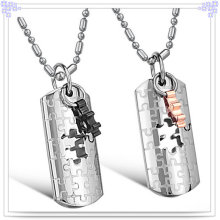 Fashion Jewelry Stainless Steel Pendant Necklace (NK123)