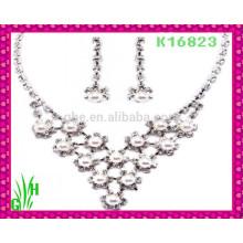 Die europäische und amerikanische Stil Perlen Halskette