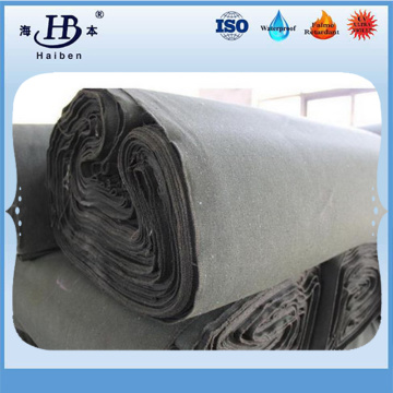 Heavy duty fire resistant waterproof canvas tarpaulin