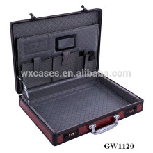 fashional strong&portable aluminum attache case from China manufacturer high quality