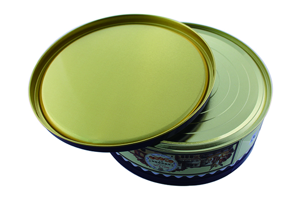 storage tins with lids