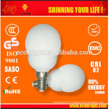 Super Mini 5W Global Energy Saving Lamp 8000H CE qualité