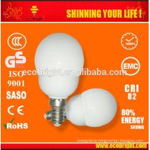Super Mini Global 5W Energy Saving Lamp 8000H CE QUALITY