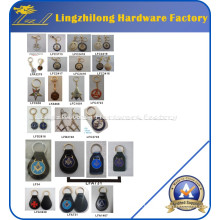 2016 Hot Selling Custom Logo Metal Keychain